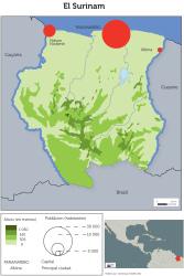 Es Surinam Una Isla Del Caribe Como Las Demas